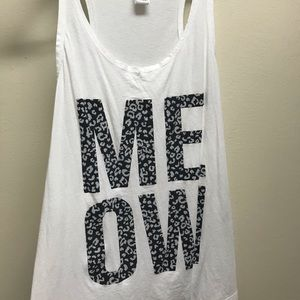 ⭐️ 5 for $10⭐️ MEOW tank top